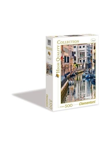 Clementoni Clementoni 500 Parça Puzzle Venezia Renkli